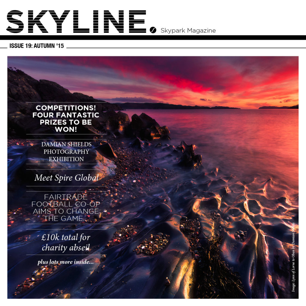 Skyline – Autumn 2015