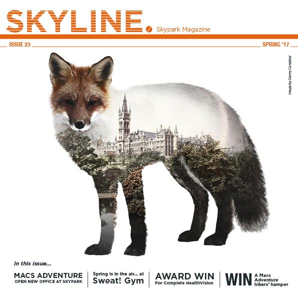 Skyline – Spring 2017