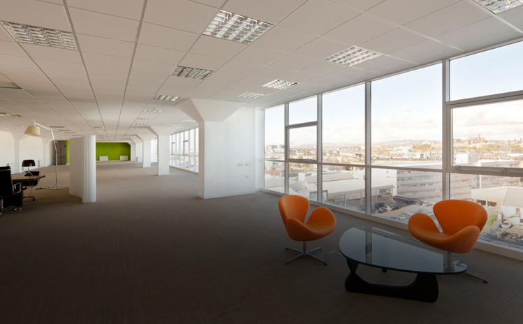Offices to let – 3,000 to 20,000 sq ft.