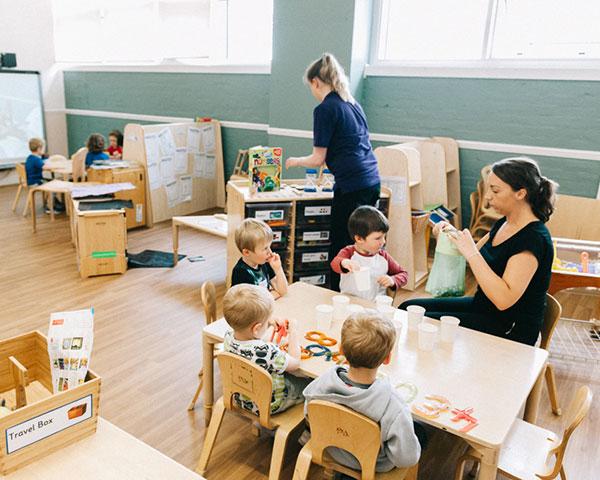 Bright Horizons Nursery