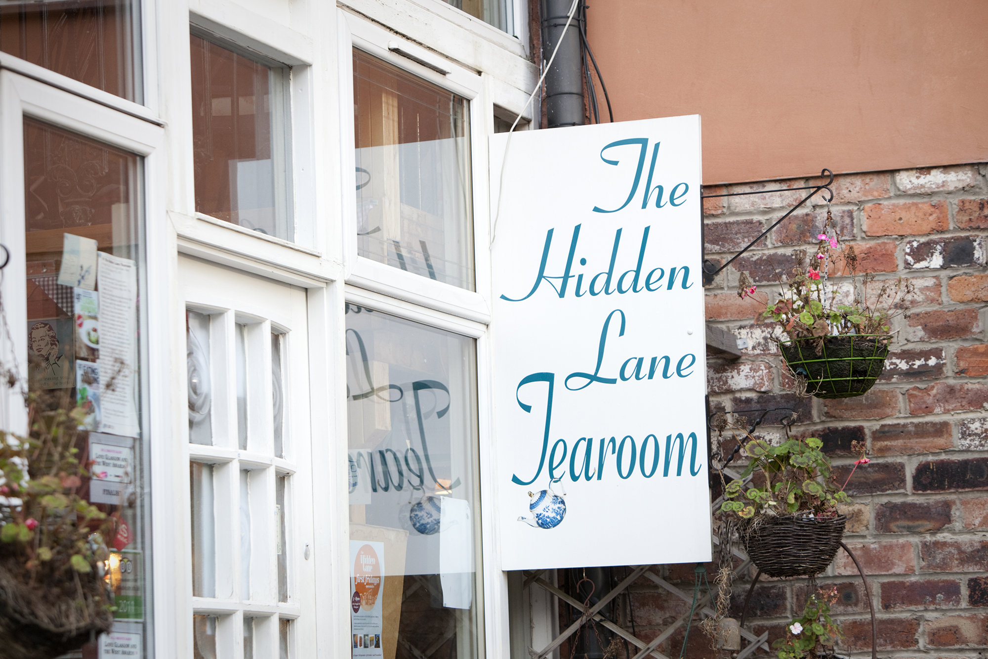 Hidden Lane Tearoom