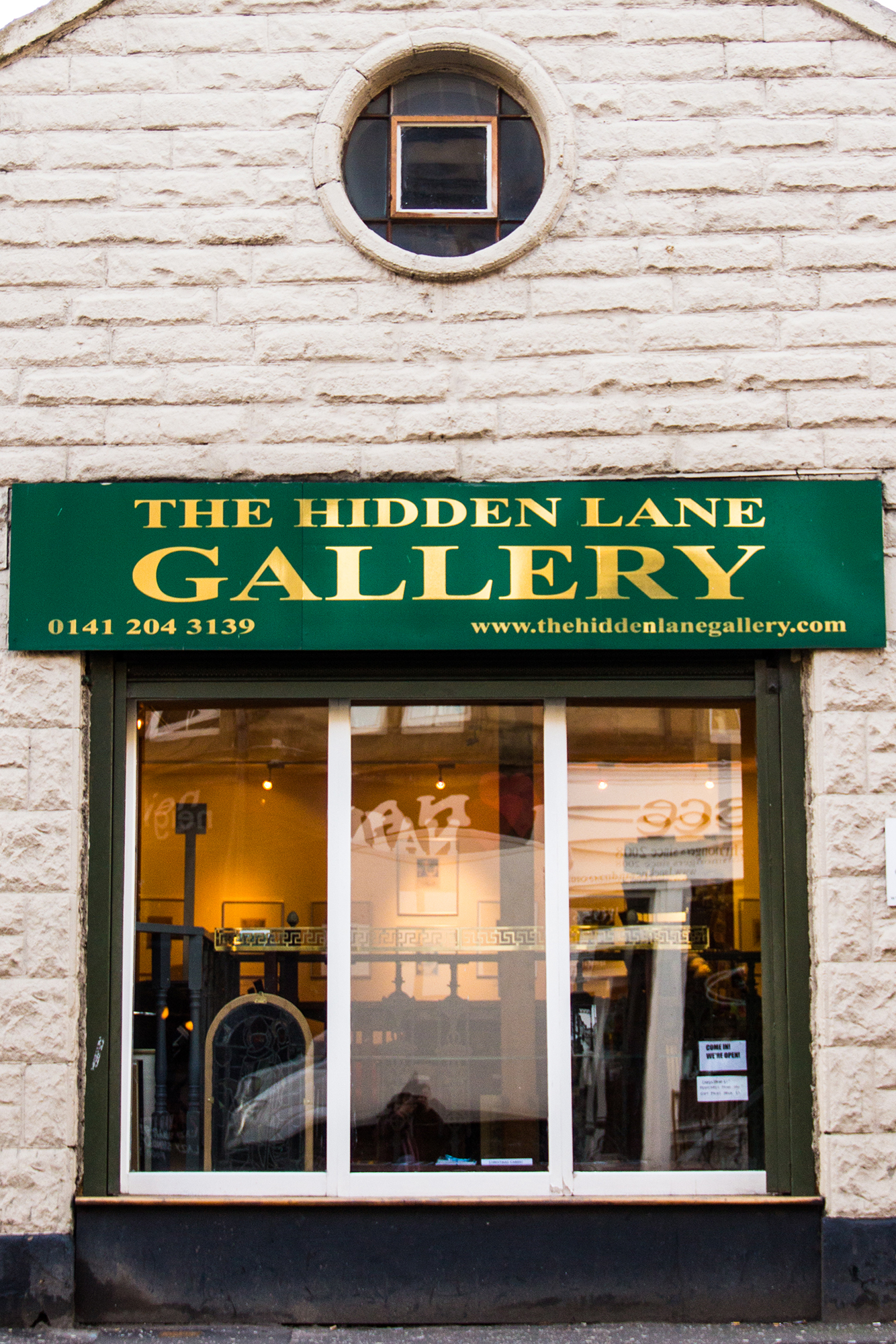 The Hidden Lane Gallery