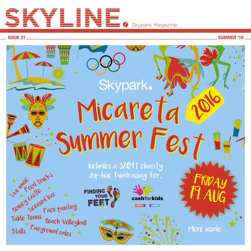 Skyline – Summer 2016