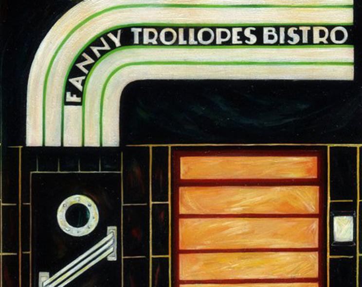 Fanny Trollopes