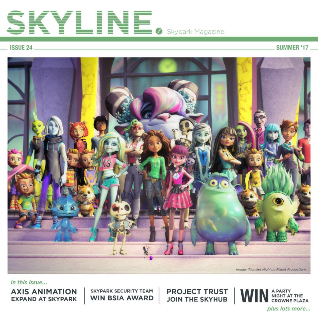 Skyline – Summer 2017