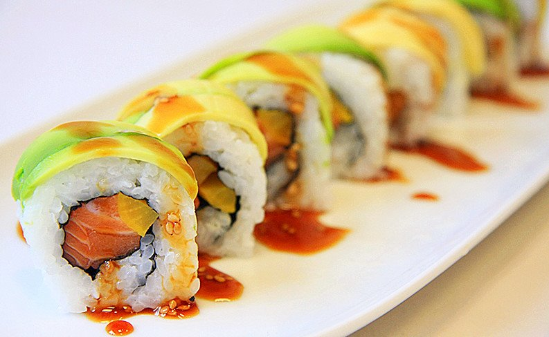 Cailin Sushi
