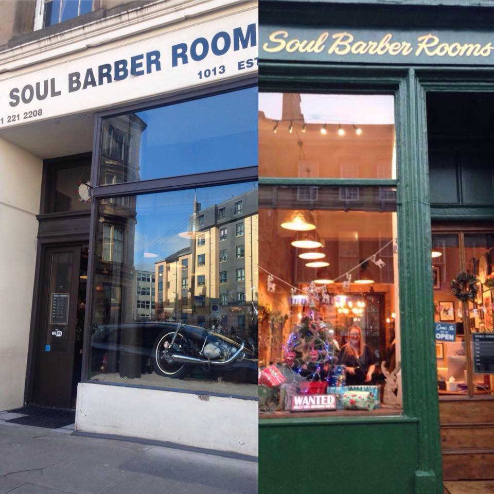 Soul Barber Rooms