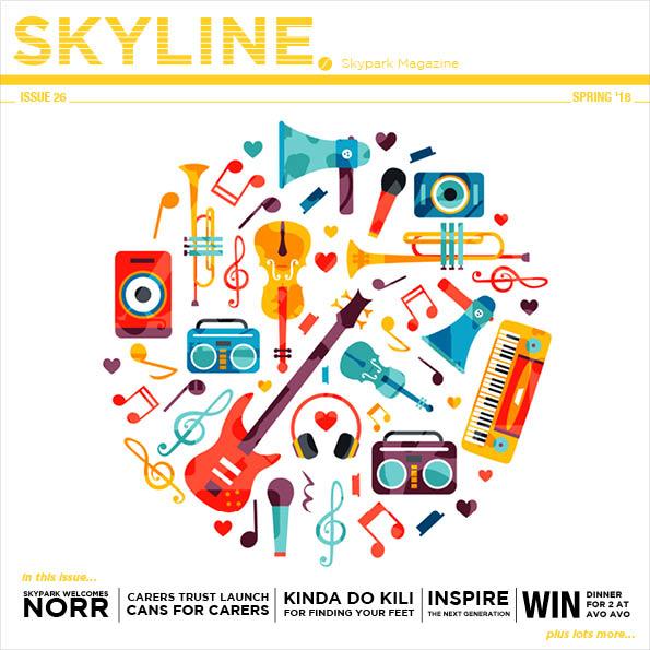 Skyline – Spring 2018