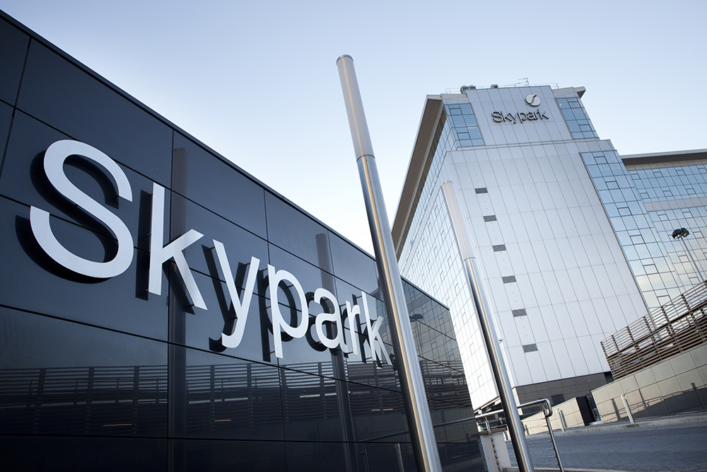 BLYTH+BLYTH MAKE MOVE TO SKYPARK