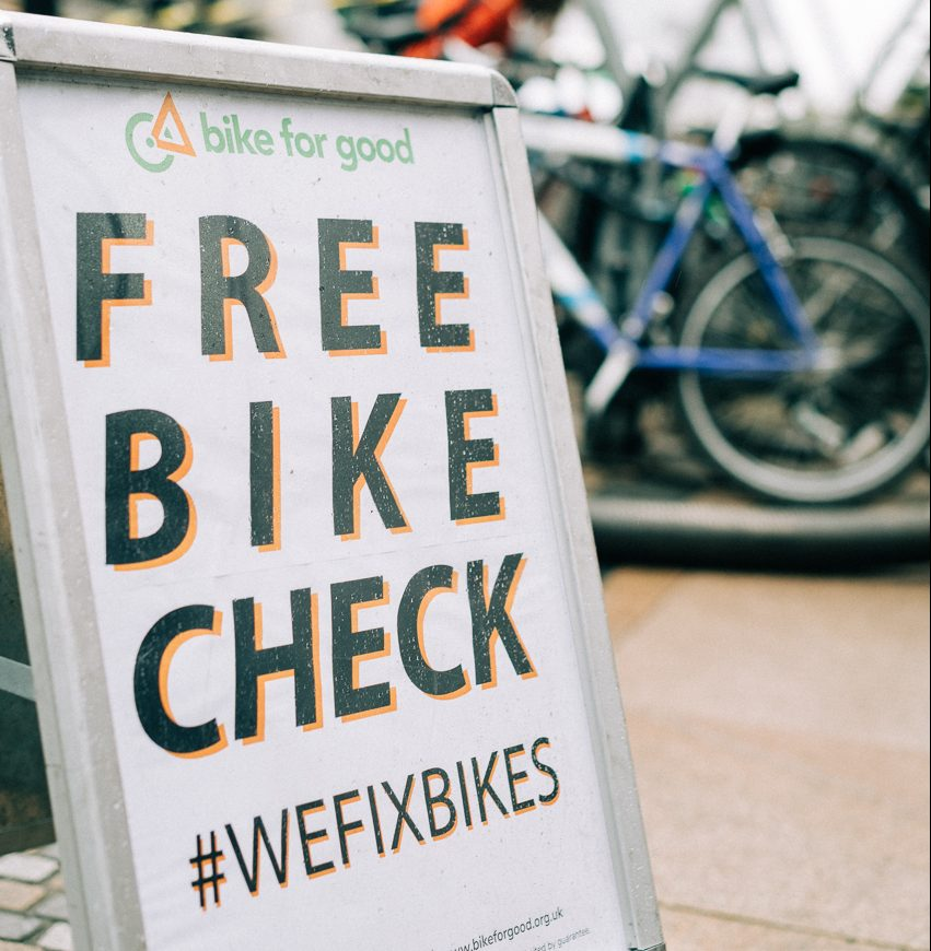 Dr Bike – FREE bike maintenance