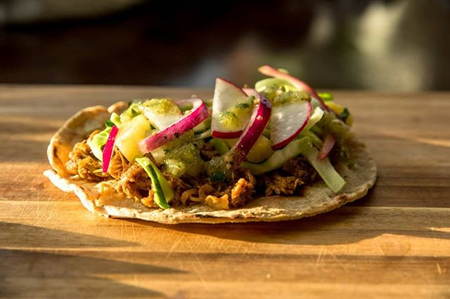 Feast Thursday with Yu Ca Taco