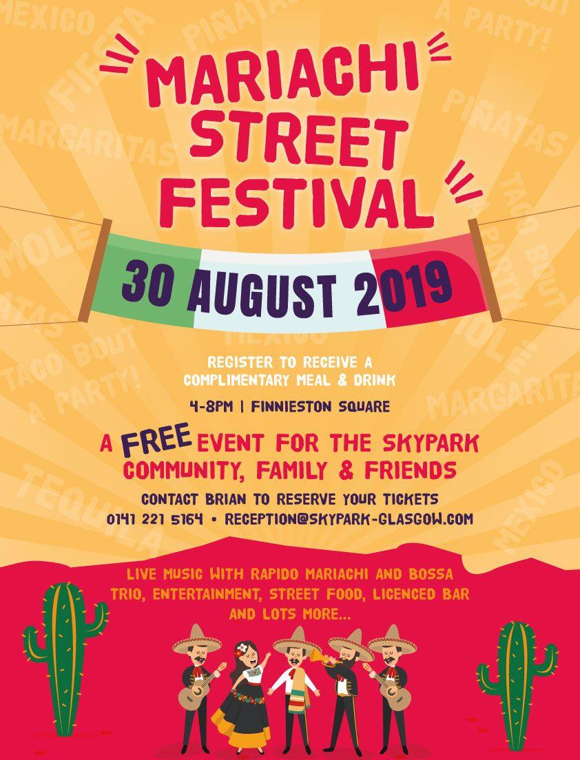 Mariachi Street Festival