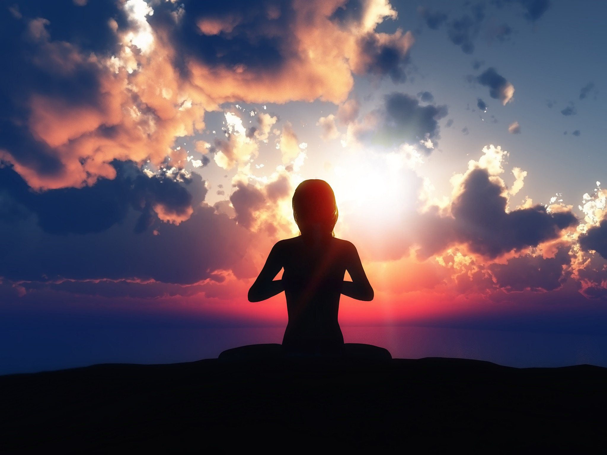 Mindfulness & Meditation for Health and Wellbeing